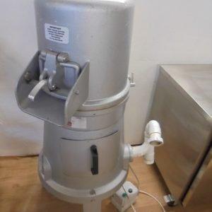 Hobart Potato Peeler/ Rumbler 50cmW x 60cmD x 145cmH