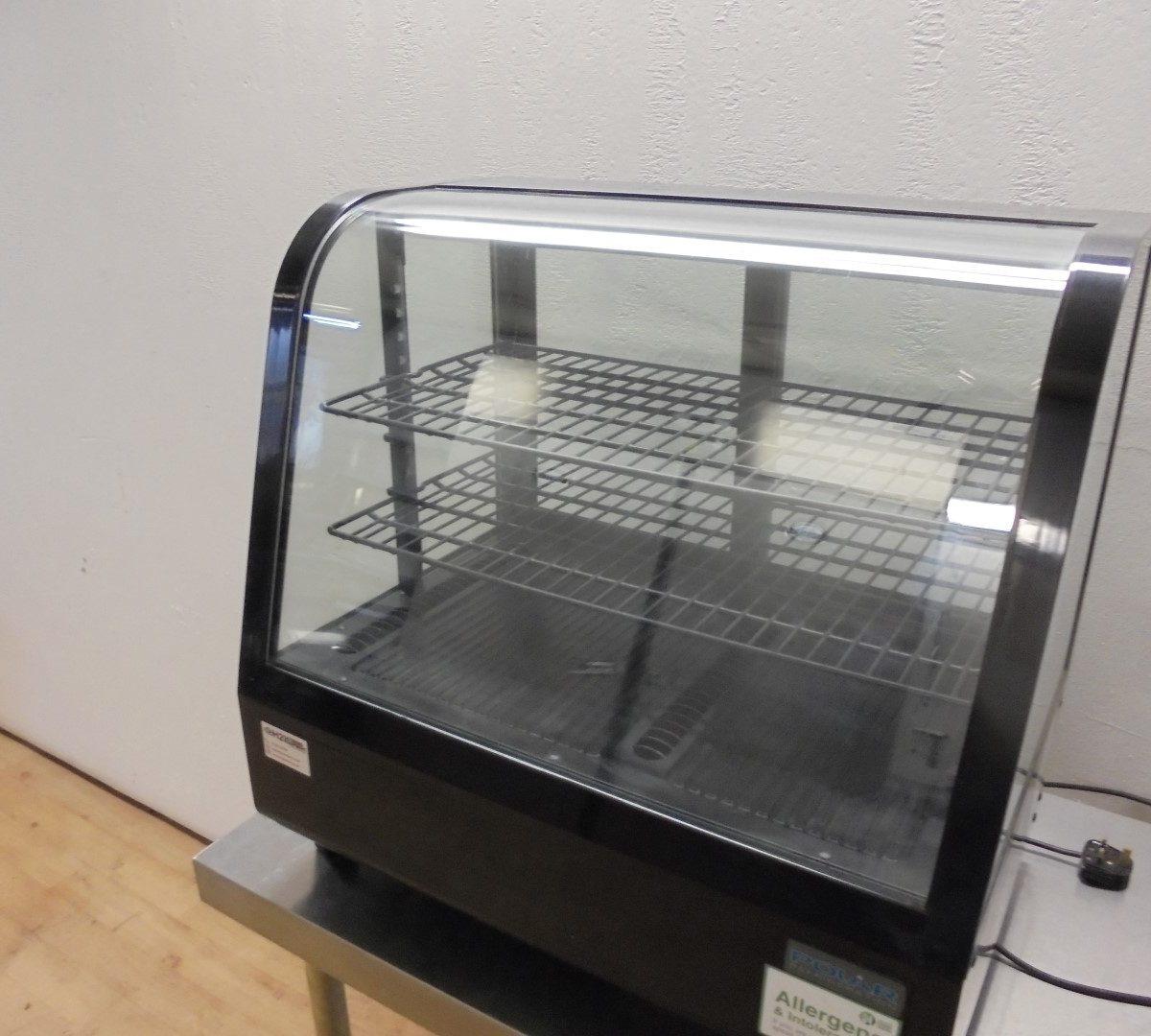 Polar Table Top Cake Display Chiller 68cmw X 45cmd X