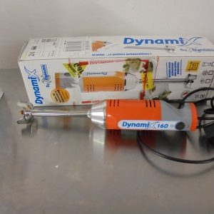 Ex Demo Dynamic CF001 160G Stick Blender 9cmW x 10cmD x 40cmH