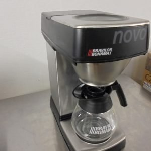 Ex Demo Bravilor Bonamat Nova J510 Filter Coffee Machine 22cmW x 34cmD x 42cmH
