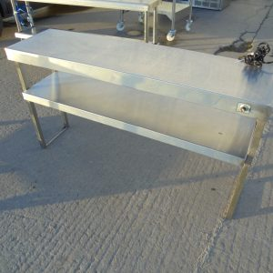 Used Stainless Steel Heated Gantry Pass