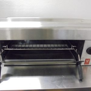 New B Grade Falcon G3532 Natural Gas Salamander Grill | Catering Restaurant Cooking