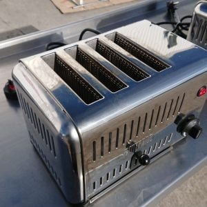 Used Buffalo CB432 4 Slot Toaster For Sale