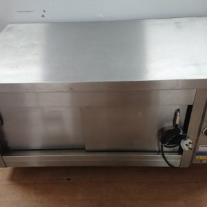 Used CED HC Stainless Steel Hot Cupboard Cabinet For Sale