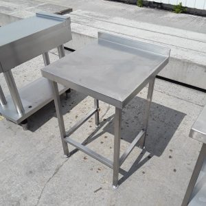 Used   Stainless Steel Table Stand 60cmW x 63cmD x 86cmH