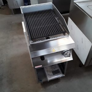 New B Grade Hobart GPLA477G Stainless Steel Freestanding Char Grill For Sale