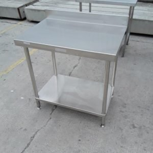 Used Simply Stainless  Stainless Steel Table Shelf 90cmW x 60cmD x 90cmH