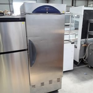Used Williams  Stainless Steel Single Door Upright Fridge For Sale