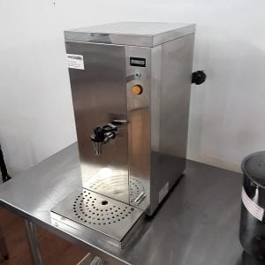 Used Marco Aquarius 3/15 Stainless Steel Table Top Auto Feed Hot Water Boiler For Sale
