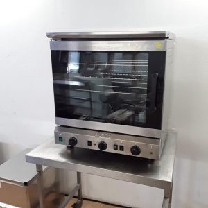 Used Burco BC 1/1 Stainless Steel Table Top Oven Cooker For Sale