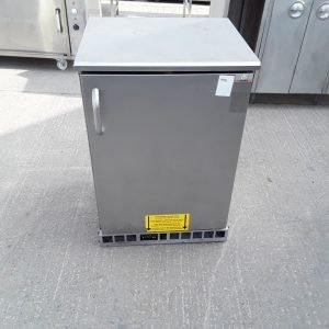 Used Gamko MXF38110RS310 Stainless Steel Under Counter Fridge For Sale