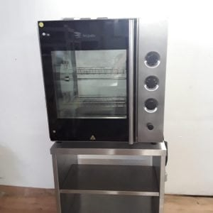 Used Fri-Jado TDR-5 M Stainless Steel Chicken Rotisserie Oven For Sale