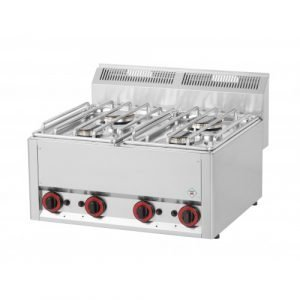 New RM Gastro SP60GL Gas Powered 4 Ring Hob For Sale