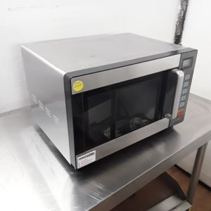 Used Maestrowave MW10 Stainless Steel 1000 W Microwave Oven For Sale