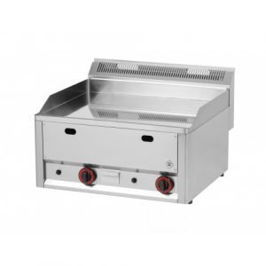 New RM Gastro FTHC60GL Gas Chrome Griddle For Sale