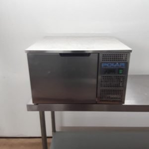 Used Polar CK640 Stainless Steel Blast Chiller For Sale