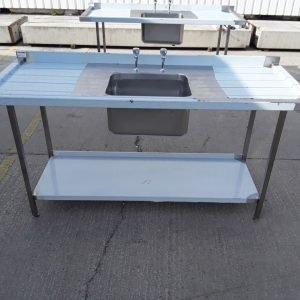 New B Grade   Stainless Steel Single Sink For Sale