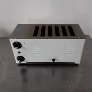 Used Rowlett 6ATW-131 6 Slot Toaster For Sale