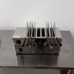 Ex Demo Rowlett 6ATS-151 6 Slot Toaster For Sale