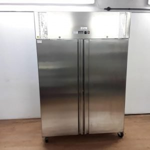 Used Valera  Stainless Steel Double Freezer For Sale