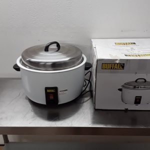 Ex Demo Buffalo CB944 Large Rice Cooker For Sale