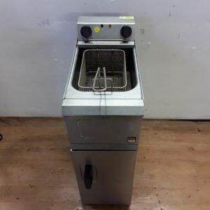Used Falcon Pro Lite LD46 Freestanding Single Fryer For Sale