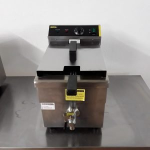 Used Buffalo CP793 Table Top Single Induction Fryer For Sale