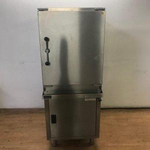 Used Lincat OG7502/N Stainless Steel Steamer For Sale