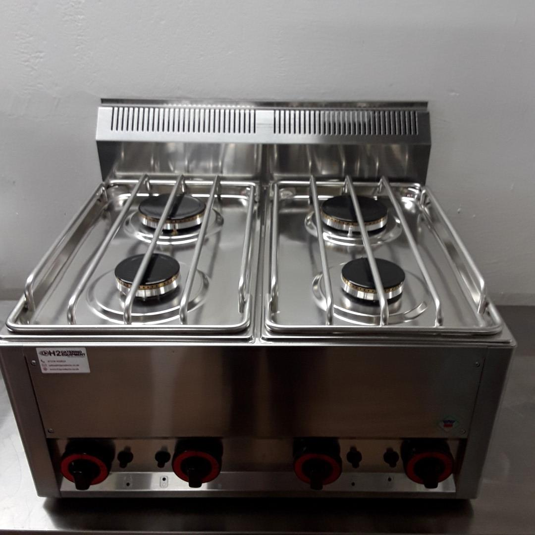 New RM Gastro SP-60 GL 4 Burner Hob For Sale