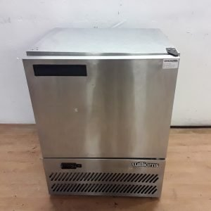 Used Williams H5UC Stainless Steel Undercounter Fridge For Sale