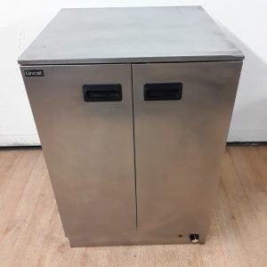Used Lincat G2 Stainless Steel Double Hot Cupboard For Sale