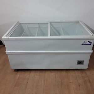 Used  CIU151 Ice Cream Chest Display Freezer For Sale