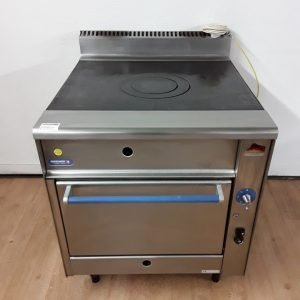 Used Rosinox  Solid Top Range Cooker For Sale