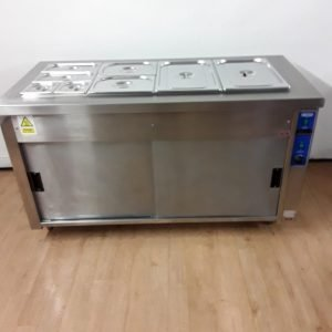 Used Moffat  Carvery Hot Cupboard Bain Marie For Sale