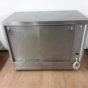 Used   Stainless Hot Cupboard For Sale