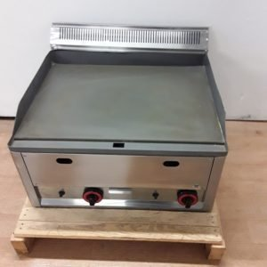 New B Grade RM Gastro FTH-60 GL Double Flat Griddle For Sale