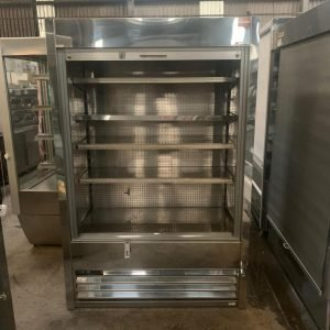 Used Caravell SD75/125SH Multi deck display chiller For Sale