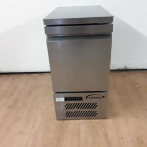Used Williams H5CT R1 Stainless Single Undercounter Fridge No Shelf For Sale