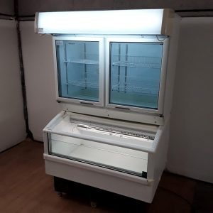 Used Framec Samba Display Freezer For Sale