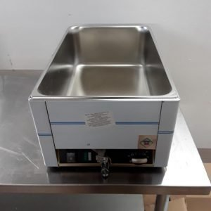 New RM Gastro BMV-1115 Table Top Wet Bain Marie with Tap For Sale