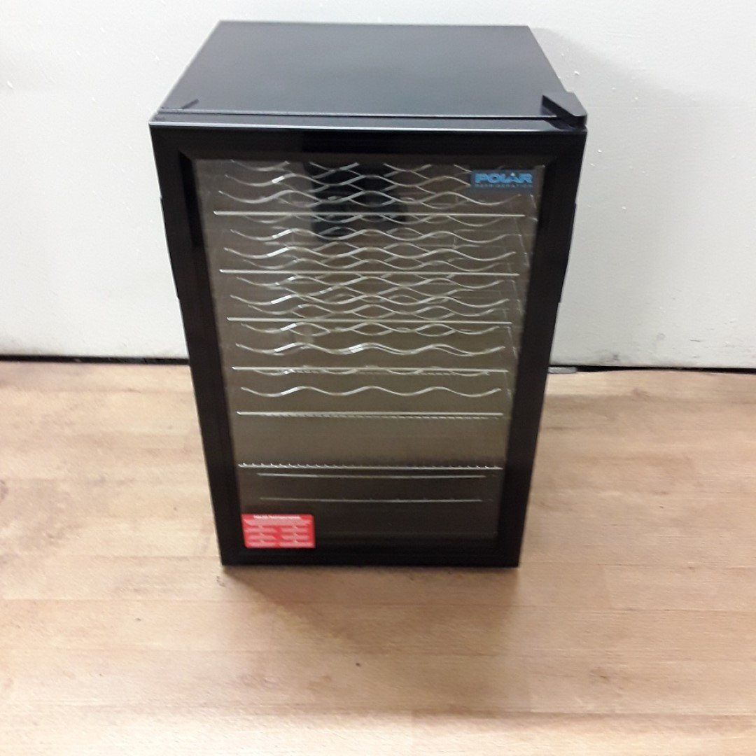 New B Grade Polar CE204 Under Counter Wine Fridge For Sale