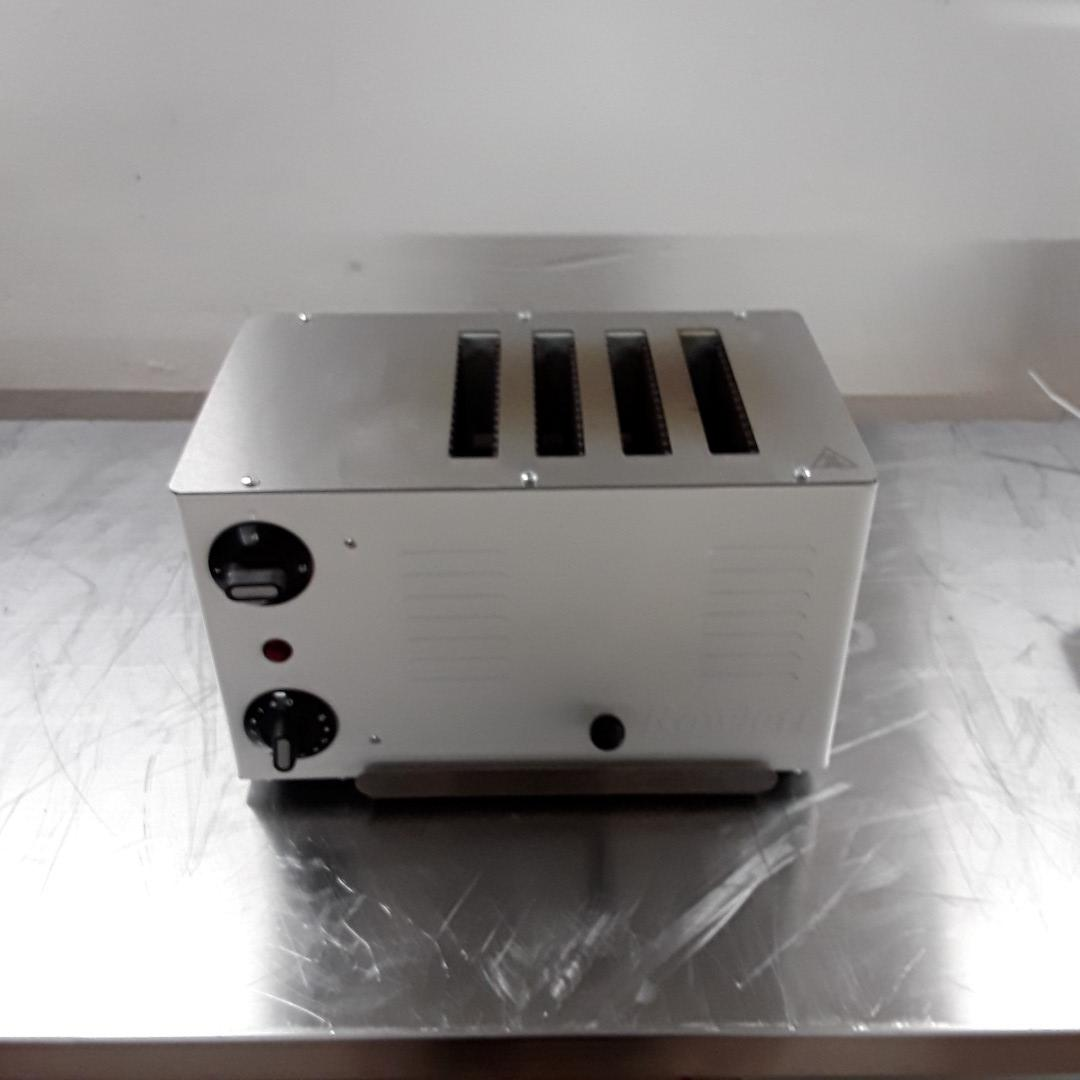 Used Rowlett DL277 4AT 4 Slot Toaster For Sale