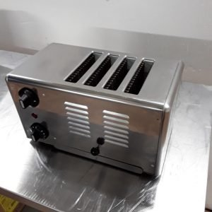 Used Rowlett 4ATS 4 Slot Toaster For Sale
