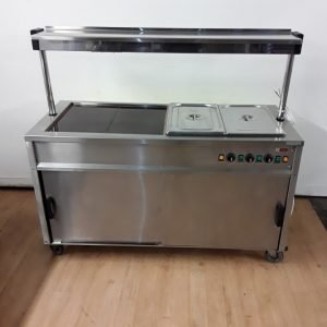 Used Moffat  Carvery Hot Cupboard For Sale