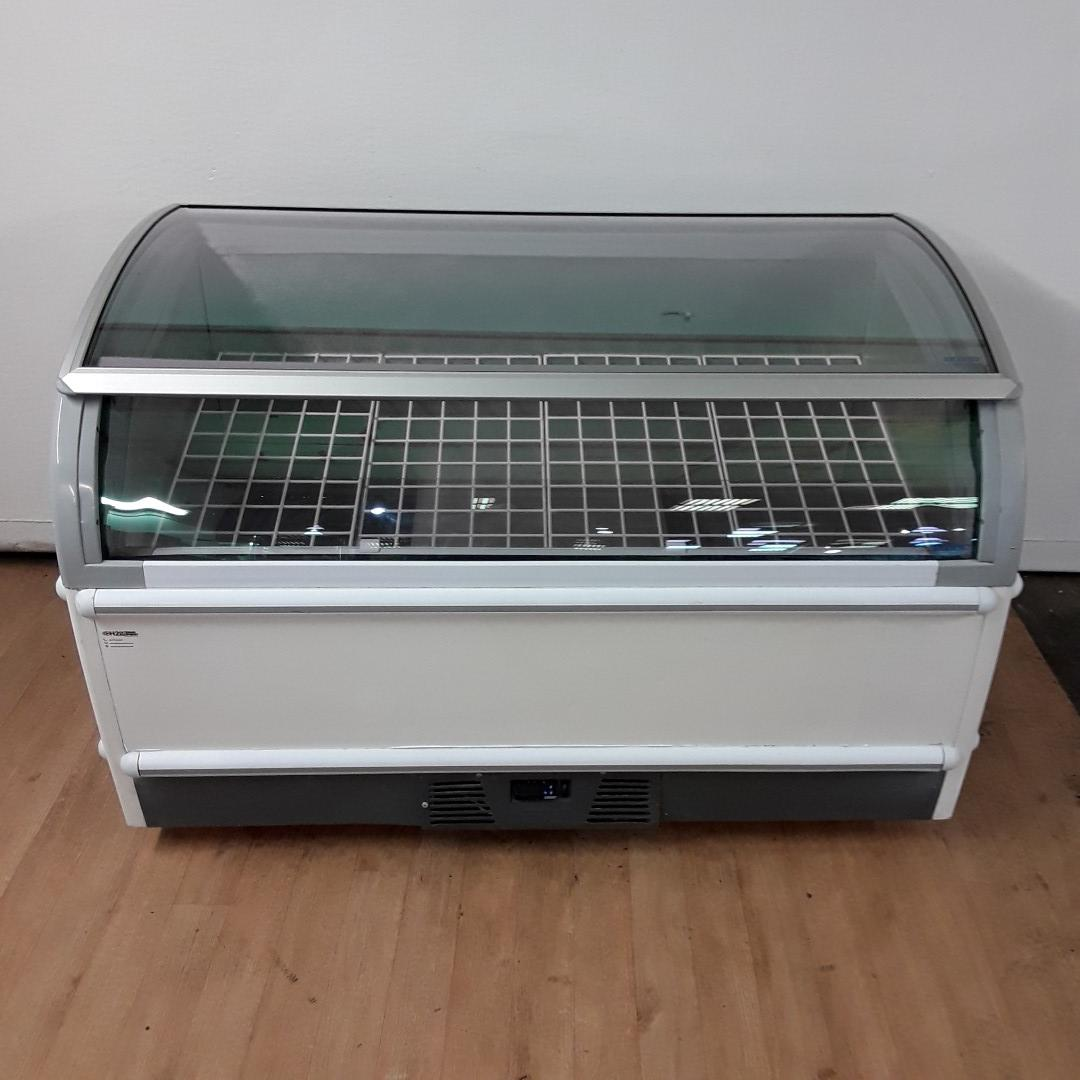 Used Novum 505LUC Display Chest Freezer For Sale