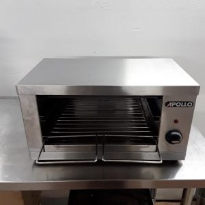 Used Apollo ASG2200 Salamander Grill For Sale