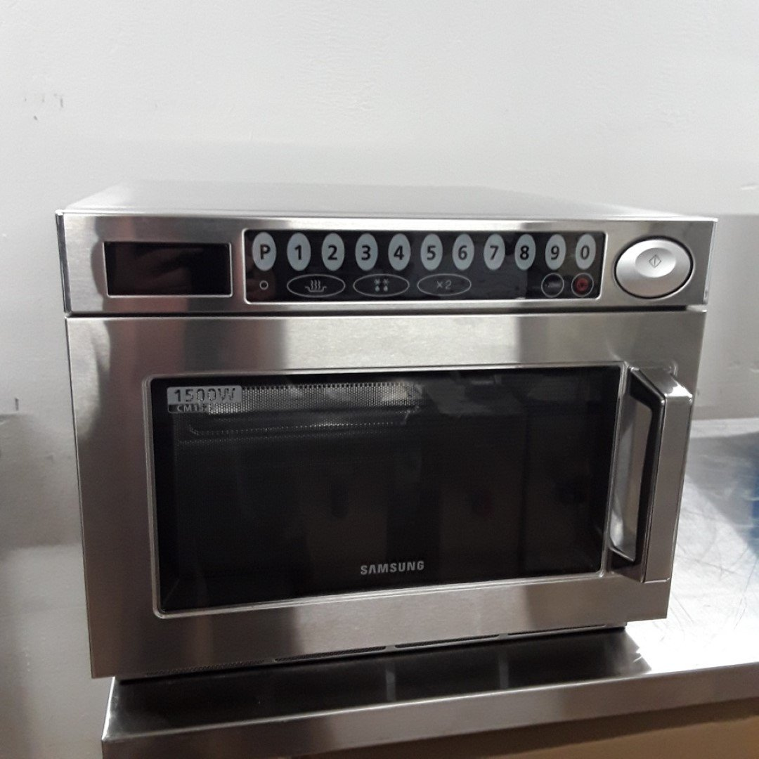 Ex Demo Samsung CM1529 1500W Programmable Microwave For Sale