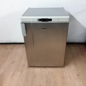 Used Gram K 200 RU H 3N Stainless Steel Under Counter Fridge For Sale