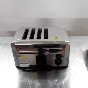 Used Burco CF412 4 Slot Toaster For Sale