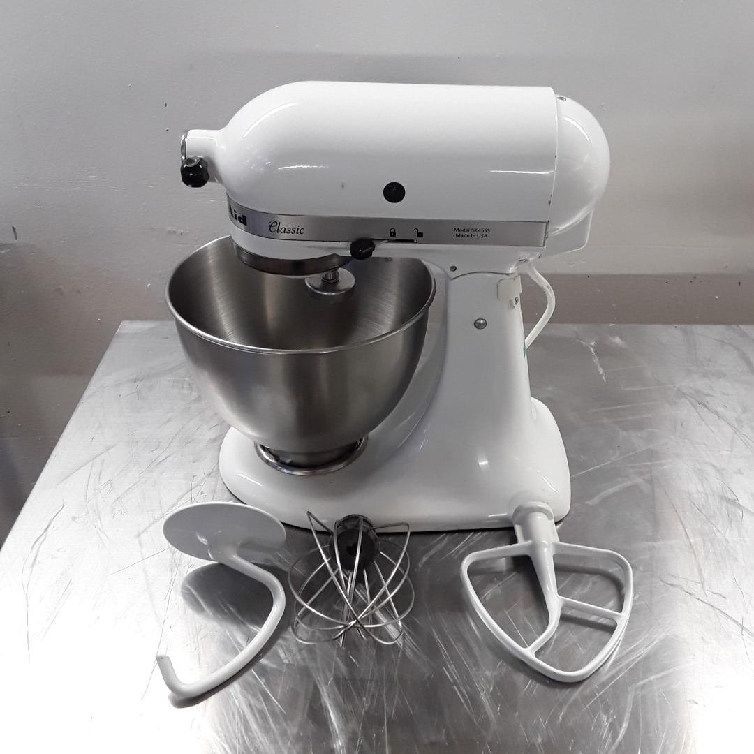 Ex Demo Kitchen Aid J400 Classic Table Top Food Mixer For Sale